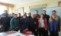 Зустріч студентів коледжу з учасником Революції Гідності Р.Д.Радишем